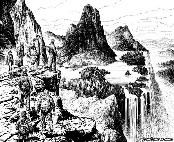 Каменистый артем земли хайтаны читать